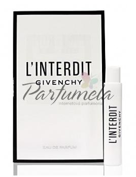 Givenchy L´interdit, Vzorka vône EDP
