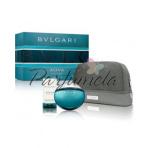 Bvlgari Aqva Pour Homme, Edt 100ml + 75ml sprchový gel  + kosmetická taška