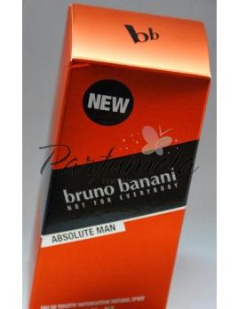 Bruno Banani Absolute Man, Vzorka vone 0,7ml EDT