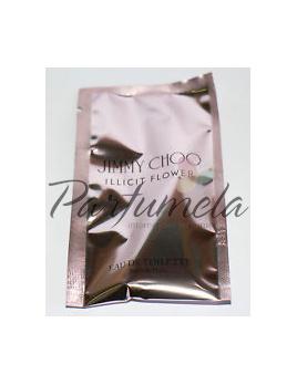 Jimmy Choo Illicit Flower, Vzorka vône