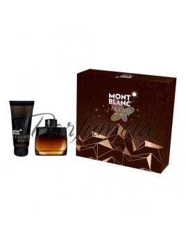 Mont Blanc Legend Night SET: Parfumovaná voda 50ml + Sprchový gél 100ml