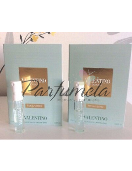 Valentino Donna Rosa Verde, Vzorka vône EDT