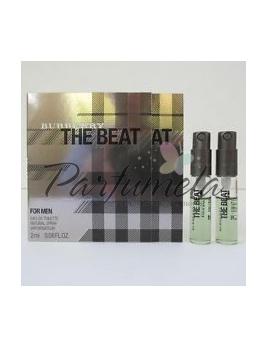 Burberry The Beat for man, vzorka vône