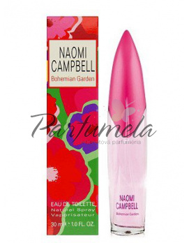 Naomi Campbell Bohemian Garden, Toaletná voda 50ml