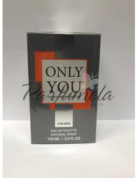 New Brand - ONLY YOU, Toaletná voda 100ml (Alternatíva vône Givenchy Gentlemen Only Casual Chic)