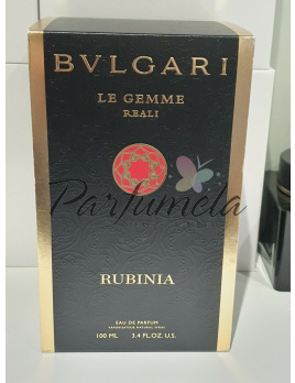 Bvlgari Le Gemme Reali Rubinia, Parfémovaná voda 100ml