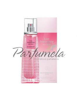 Givenchy Live Irresistible Rosy Crush, Parfémovaná voda 30ml