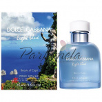 Dolce & Gabbana Light Blue Beauty of Capri, Toaletná voda 125ml - tester