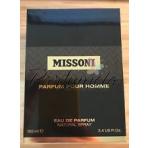 Missoni Pour Homme, Vzorka vône
