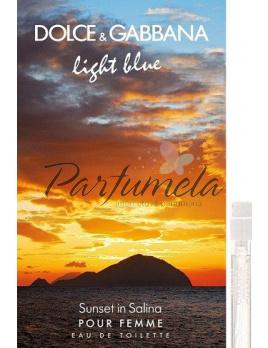 Dolce & Gabbana Light Blue Sunset in Salina, Vzorka vone