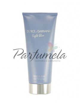 Dolce & Gabbana Light Blue Pour Homme, Sprchový gél - 200ml