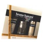 Bruno Banani Man, Edt 50ml + 50ml sprchový gel + 50ml deo