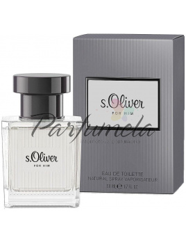 s.Oliver for Him, Toaletná voda 50ml