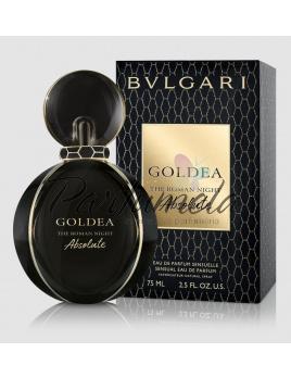 Bvlgari Goldea The Roman Night Absolute Sensuelle, Parfémovaná voda 75ml