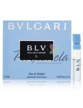 Bvlgari BLV II, vzorka vône