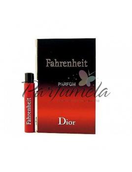 Christian Dior Fahrenheit, Vzorka vône EDP