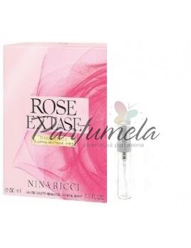 Nina Ricci Rose Extase, Vzorka vone