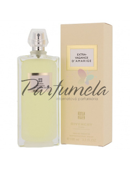 Givenchy Mythical Fragrances: Extravagance D´Amarige, Toaletná voda 100ml