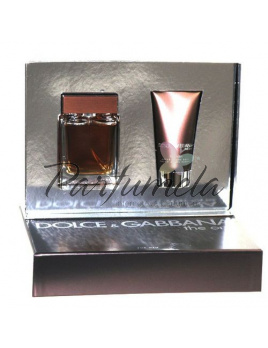Dolce & Gabbana The One man, Edt 100ml + 75ml balsam po holení
