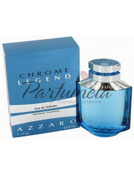 Azzaro Chrome Legend, Toaletná voda 125ml