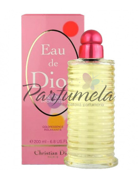 Christian Dior Eau de Dior Coloressence Relaxante, Toaletná voda 100ml