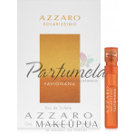 Azzaro Solarissimo Favignana, Vzorka vône