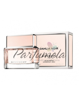 Givenchy Dahlia Noir, Vzorka vône EDT