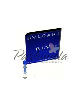 Bvlgari BLV, vzorka vône