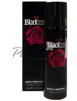 Paco Rabanne Black XS, Deodorant 150ml