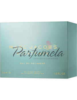 Marc Jacobs Decadence Eau So Decadent, Toaletná voda 30ml