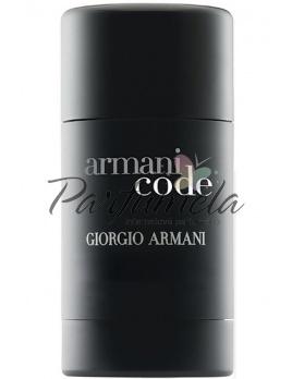 Giorgio Armani Black Code, Deostick 75ml