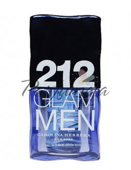 Carolina Herrera 212 GLAM, Vzorka vône