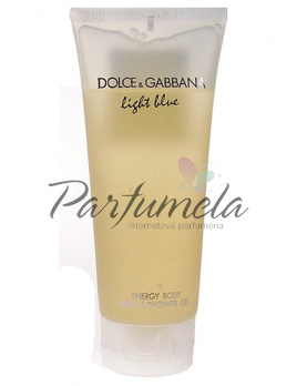 Dolce & Gabbana Light Blue, Sprchovýgél 200ml