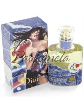 Christian Dior I Love Dior, Toaletná voda 50ml