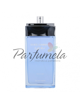 Dolce & Gabbana Light Blue Love in Capri, Toaletná voda 100ml, Tester