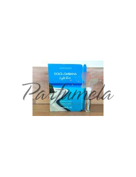 Dolce & Gabbana Light Blue Swimming in Lipari,  Vzorka vone