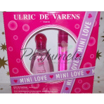 Ulric de Varens Mini Love, Edp 25ml + Telový sprej 20ml