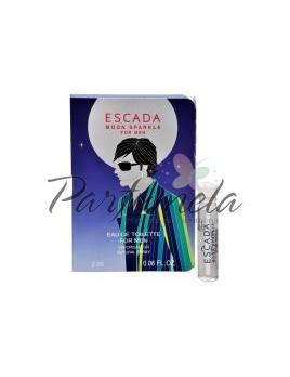 Escada Moon Sparkle Man, vzorka vône