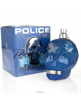 Police To Be Tattoart, Toaletná voda 75ml