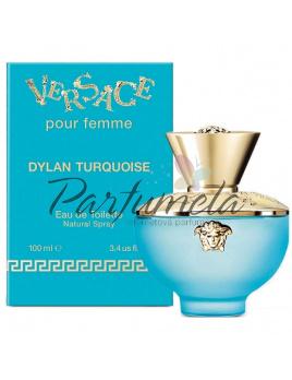 Versace Dylan Turquoise, vzorka vône