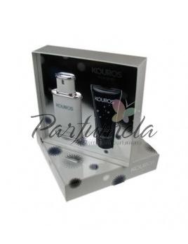 Yves Saint Laurent Kouros, toaletná voda 100 ml + sprchovací gél 100 ml