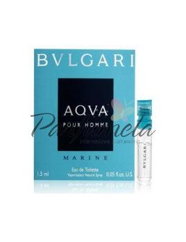 Bvlgari Aqva Marine, vzorka vône