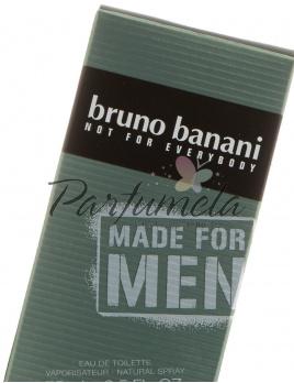 Bruno Banani Made for Men, Vzorka vone 0,7ml EDT