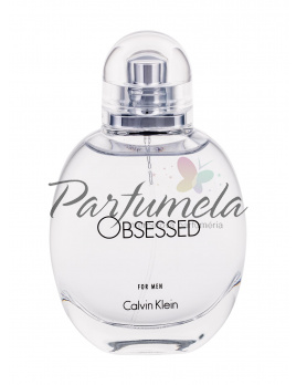 Calvin Klein Obsessed for men, Toaletná voda 75ml