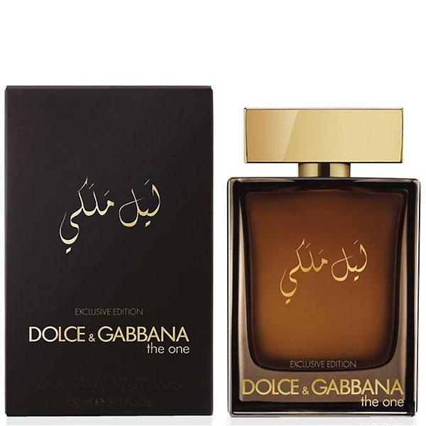 Dolce & Gabbana The One Exclusive Edition, Vzorka vône EDP