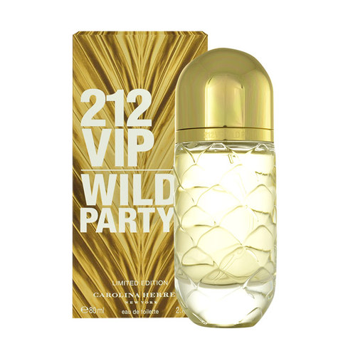Carolina Herrera 212 VIP Wild Party, Toaletná voda 80ml